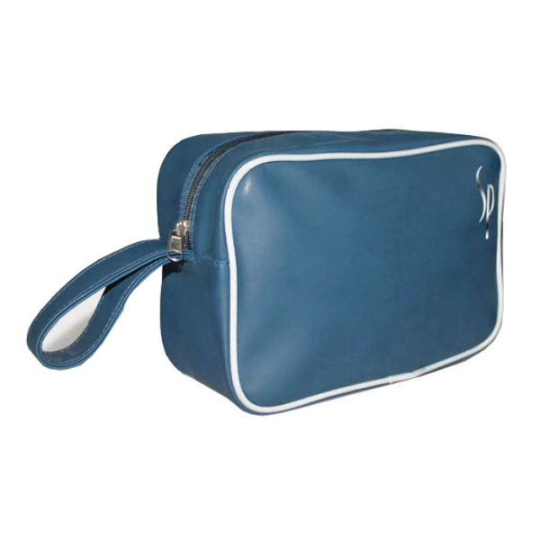 Branded Navy Blue Toiletry Bags Wholesale for Trip